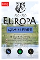 Picture of Europa 50/50 Grain Free Duck, Sweet Potato & Orange 12kg